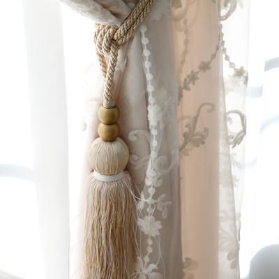 カーテン装飾)高級水滴タイバック