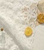 最高級クリスタル刺繍)ロマンチックなフラワー(2種)