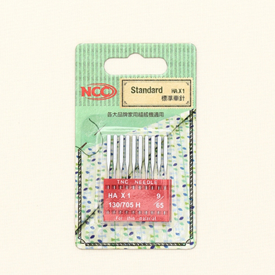 NCC家庭用ミシン針(ボンボン用)-4種
