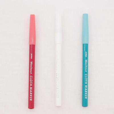 日本鉛筆チョーク3色
