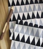 20することができ平織り)北欧三角ジグザグ(2種)