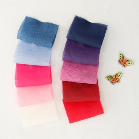 韓服まで)先染めヌリ犬(ピンク系10color)