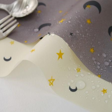 大幅 - 防水ウォン段)星を数える夜(2種)
