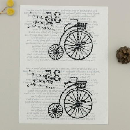 紙転写紙)サイクル35
