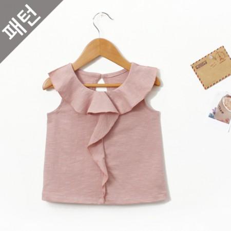 パタン - 子供)子供ティーシャツ[P894]