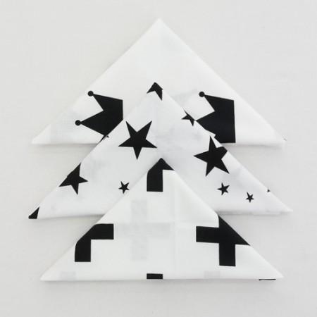 【イッツ020]生地パッケージ)ブラックシリーズver1(3ジョンペク)1/4麻