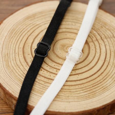 基本ショルダーストラップの長さ調節可能ブラ紐(2種)