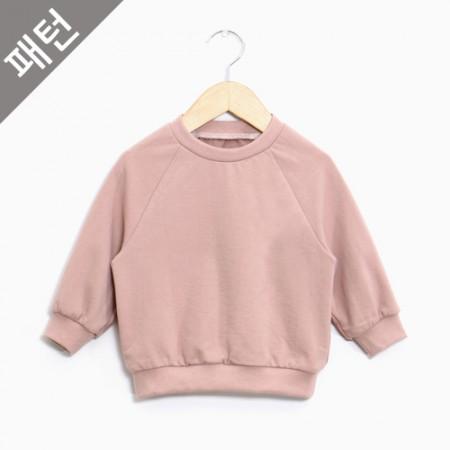 パタン - 子供)子供ティーシャツ[P931]