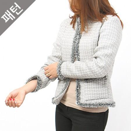 パタン - 女性)女性ジャケット[P482]