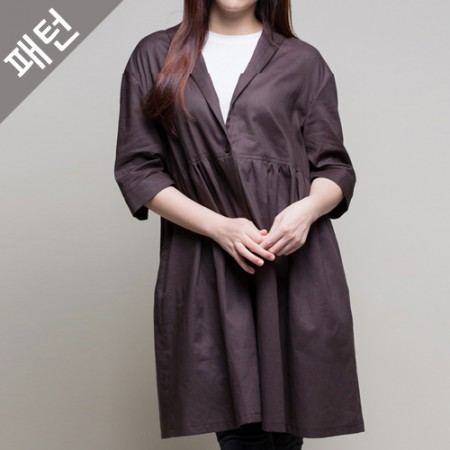 パタン - 女性)女性ジャケット[P930]