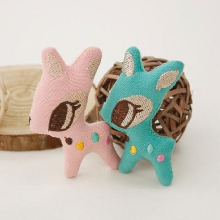 半縫製装飾)鹿(2種)