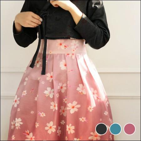 大幅 - 韓服まで)花道(3種)
