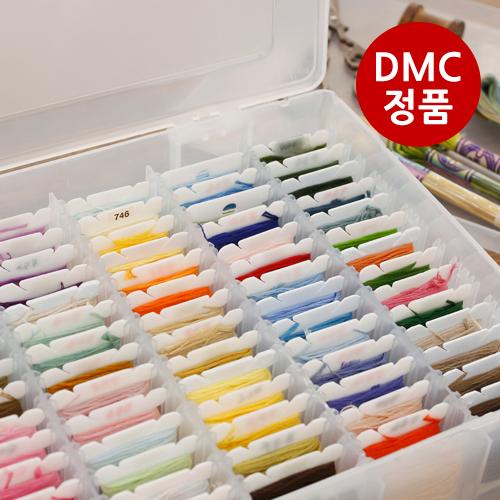 フランスの刺繍糸ケース大105個収容可能