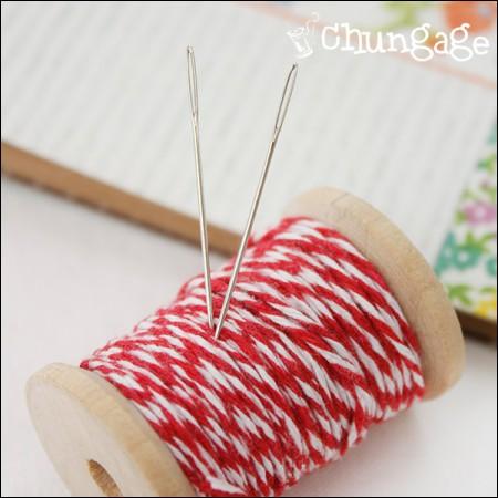 フランスの刺繍針24号刺繍針クロスステッチ針