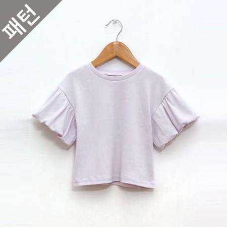パタン - 子供)子供Tシャツ[P1090]