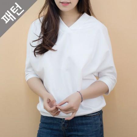 パタン - 女性)女性のTシャツ[P1072]