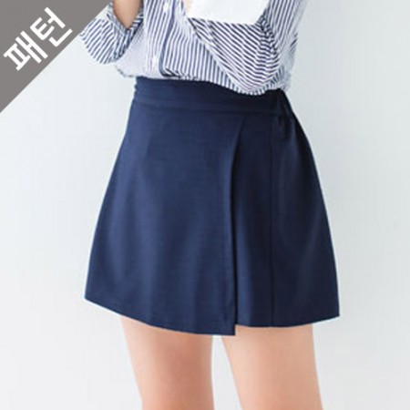 服のパターンの衣装パターン女性パンツ[P1129]