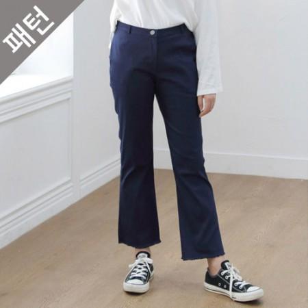 服のパターンの衣装パターン女性パンツ[P745]