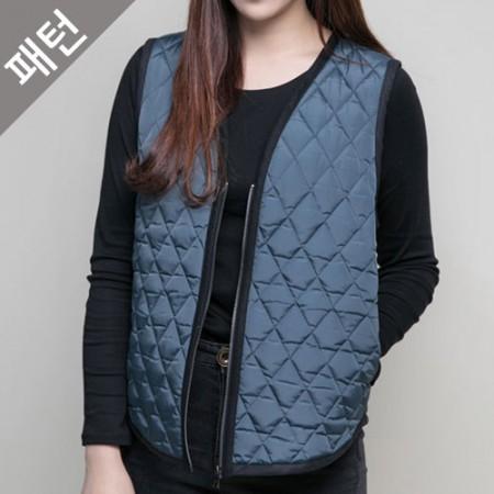 服のパターンの衣装パターン女性のベスト[P966]