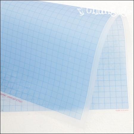 グリッドパターンシートのグラフのパターンシート案シート(2種)