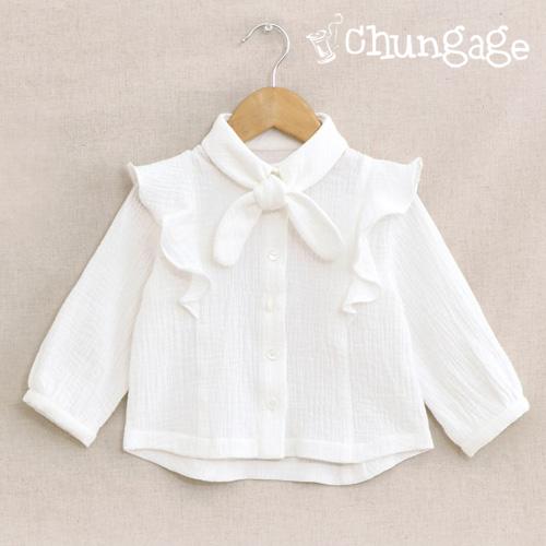 服のパターン子供ブラウスの衣装パターン[P1134]