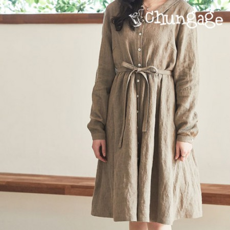 服のパターンの女性のワンピースの衣装パターン[P1183]