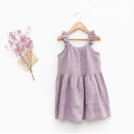服のパターン子供ワンピース衣装パターン[P1232]