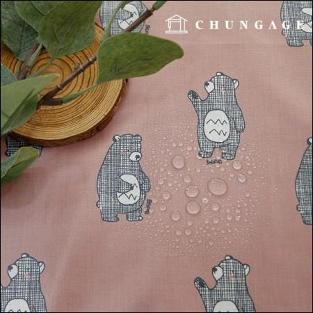 防水布、非毒性TPUラミネート布)チェスベア