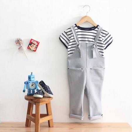 服のパターン子供ジャンプスーツの衣装パターン[P1229]