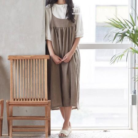 服のパターンの女性のワンピースの衣装パターン[P1275]