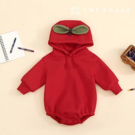 服のパターン幼児ボディスーツの衣装パターン[P1321]