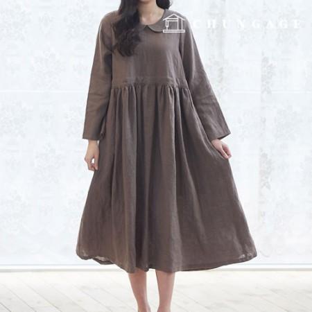 服のパターンの女性のワンピースの衣装パターン[P1333]