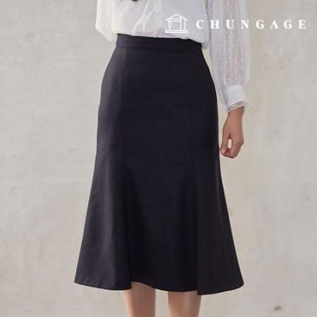 服のパターンの女性のスカートの衣装のパターン[P1324]