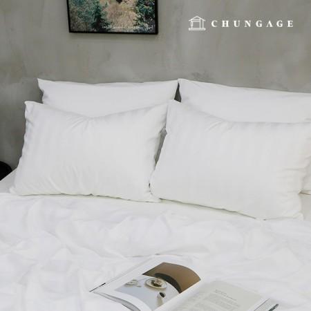 綿生地ホテル寝具千広幅275cm-高密度CVCホテル寝具の生地(2種)