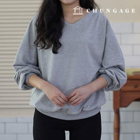 服のパターンの女性のTシャツの衣装のパターン[P1356]