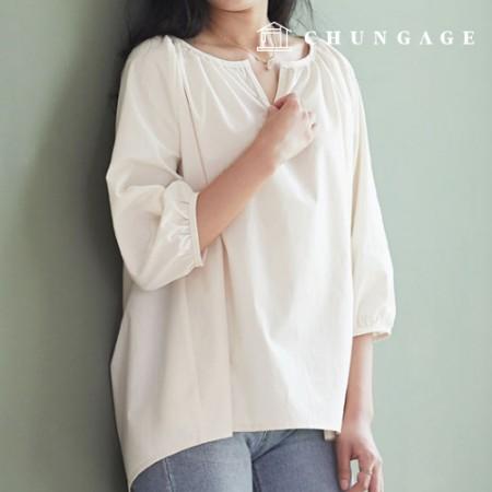服のパターンの女性のブラウスの衣装パターン[P1281]