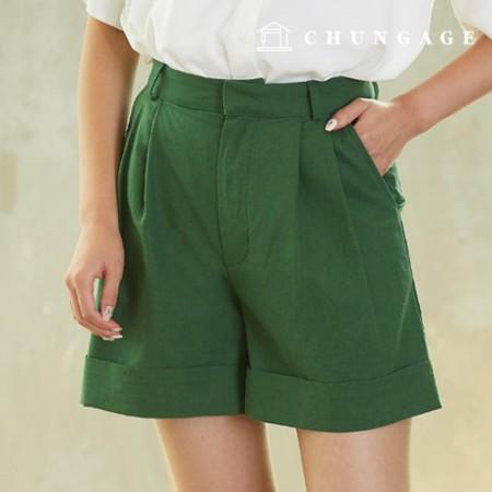 服のパターンの女性のショートパンツの衣装のパターン[P1420]